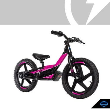 H-D IRONe ACC - 12-16 SLANT GRAPHIC KIT PINK